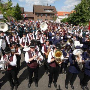Deka Straeten Schnappschuss Musiker in Saeffelen